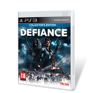 Defiance Edicion Coleccionista