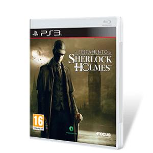 El Testamento de Sherlock Holmes