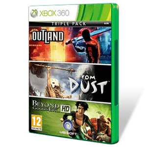 Pack Beyond Good And Evil + Outland + From Dust