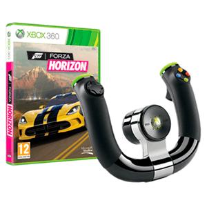 Forza Horizon + Volante Inalambrico