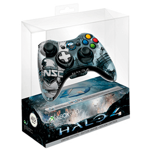Controller Inalambrico Microsoft Halo 4