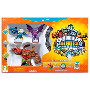 Skylanders Giants: Starter Pack