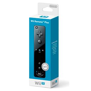 Mando WiiU Remote Plus Negro
