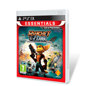 Ratchet & Clank: Armados hasta los Dientes Essentials