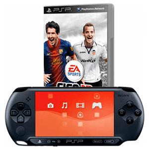 PSP E1000 + FIFA 13