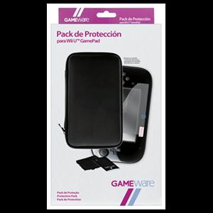 Pack de Protección para Wii U GAMEware