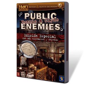 Public Enemies: Bonnie & Clyde