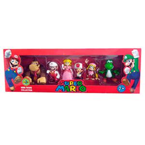 Super Mario Pack 6 minifiguras Serie 3