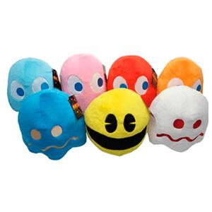 Peluche Pac-Man 15cm varios modelos