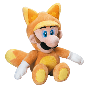 Peluche Fox Luigi 33cm