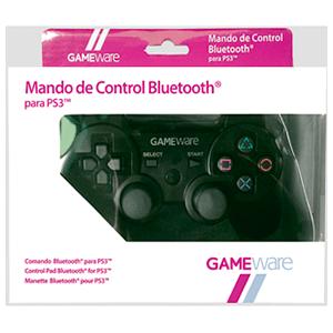 Mando de Control Bluetooth Negro GAMEware