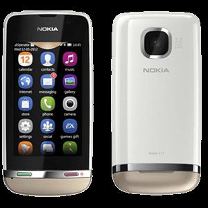 Nokia Asha 311 Blanco - Libre