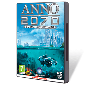 Anno 2070 El Misterio del Mar Add-On