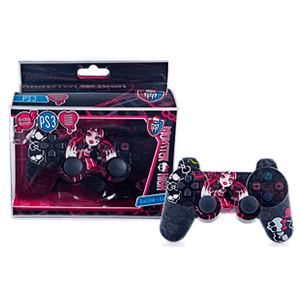 Controller PS3 Monster High