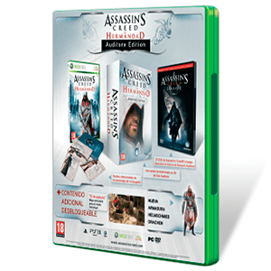 Assassins Creed: La Hermandad (Auditore Ed.)