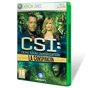 CSI: La Conspiracion