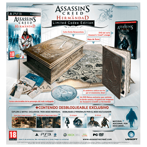 Assassins Creed: La Hermandad (Codex Edition)