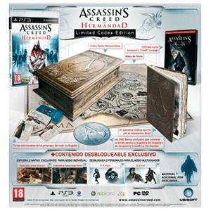 Assassins Creed: La Hermandad (Codex Edition)