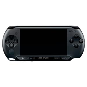 PSP E1000 Negra