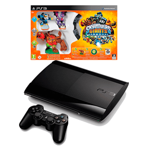 Playstation 3 Slim 12Gb + Skylanders