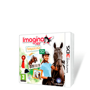 Imagina Ser: Amazona 3D