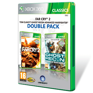 Pack Far Cry 2 + Ghost Recon Advanced Warfighter 2 Edicion 25 Aniversario