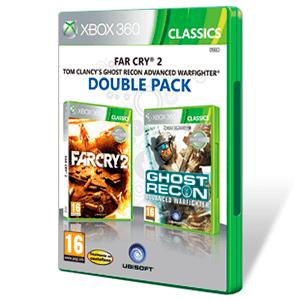 Pack Far Cry 2 + Ghost Recon Advanced Warfighter 2 Edicion 25 Aniversario