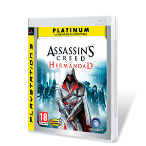 Assassins Creed: La Hermandad (Platinum)