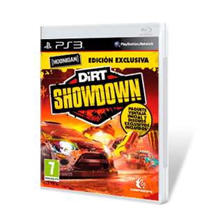 Dirt Showdown: Hoonigan Edition
