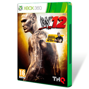 WWE 12 : The Rock Edition