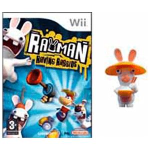 Rayman Raving Rabbids + 1 toy