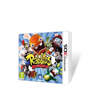 Rabbids Rumble 3D
