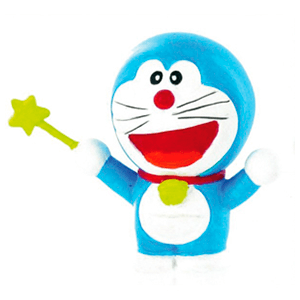 Doraemon Varita Mágica