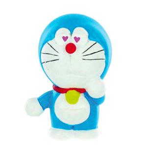 Doraemon Corazones
