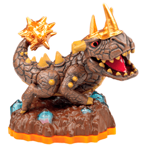 Figura Skylanders Giants V2: Bash