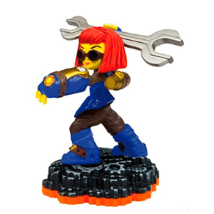 Figura Skylanders Giants V2: Sprocket