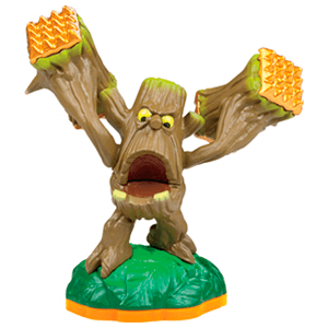 Figura Skylanders Giants V2: Stump Smash
