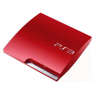 Playstation 3 320Gb Roja