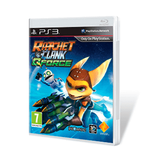 Ratchet & Clank Q: Force