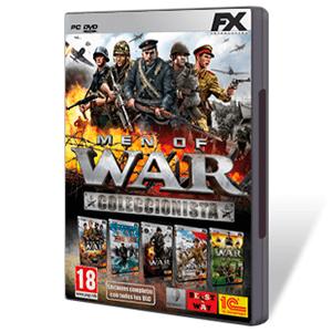 Men of War Edición Coleccionista