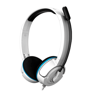 Auriculares Turtle Beach Ear Force NLA Blancos