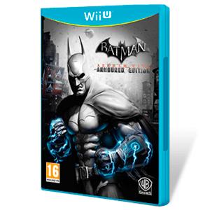 Batman Arkham City Armoured Edition