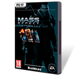 Mass Effect Trilogia