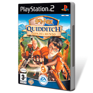 Harry Potter Quidditch:C. del Mundo (Precio Plat.)
