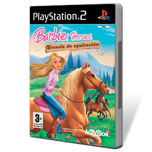 Barbie Horses: Escuela de Equitación