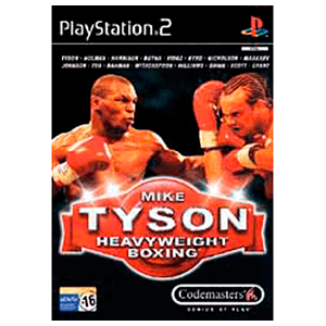 MIKE TYSON: HEAVYWEIGHT BOXING