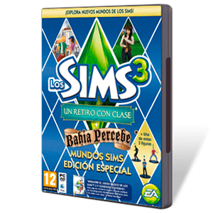 Los Sims 3: Mundos Sims Edición Especial