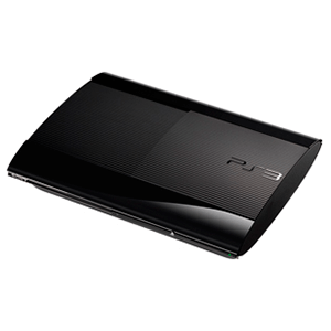Playstation 3 Slim 500Gb Negra