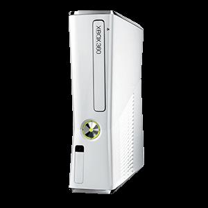 Xbox 360 4Gb Blanca