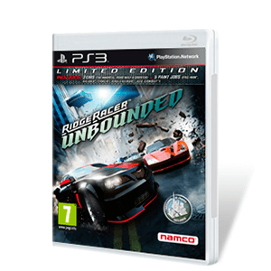 Ridge Racer Unbounded Edicion Limitada